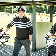 NLD/Brielle/20190614 - Bekend Nederland golft voor Afrika, Willem van Hanegem