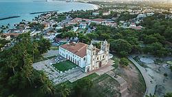 Vista da Praça e Igreja do Carmo - construída em 1580 como Capela de Santo Antônio e São Gonçalo. Reconstruída em 1720 - mais antiga igreja da Ordem Carmelita do país FOTO: Jefferson Bernardes/ Agência Preview