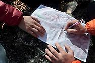 Cortney Kitchen, Tobey Carman, Kate Rutherford, Map, Arrigetch Peaks, Brooks Range, AK