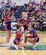 Middle School Stunt Competition