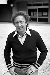File photo of US actor Gene wilder promoting the film Rhinoceros at the 30th Cannes Film Festival in 1977. Wilder, remembered by many for his lead role in Willy Wonka & the Chocolate Factory, has died at the age of 83, his family has confirmed. The comic actor also starred in classic films such as The Producers, Blazing Saddles and Young Frankenstein. Photo by APS-Medias/ABACAPRESS.COM