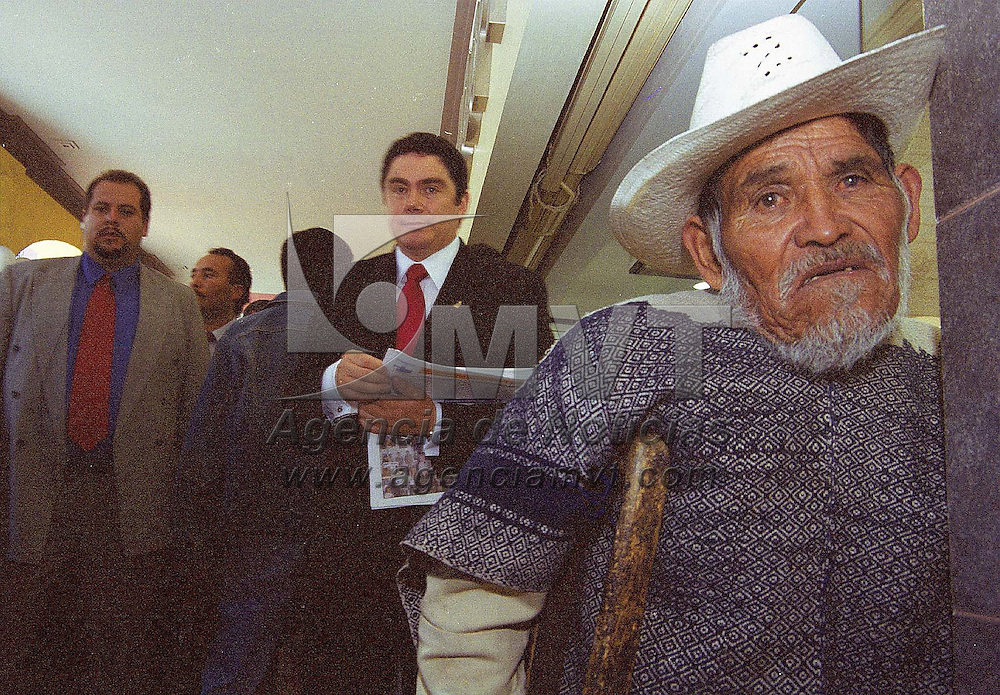 Toluca, Méx.- Juan Carlos Nuñez Armas, presidente municipal de Toluca en la zona centro de la ciudad. Agencia MVT / Mario B. Arciniega