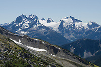 Joffre Group Coast Mountains British Columbia