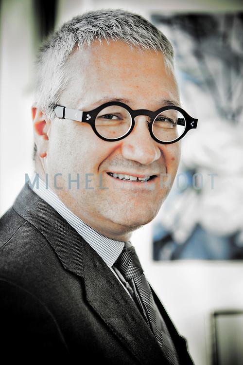 Roderick Munsters, directeur van Robeco