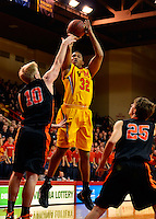 Keydets run away from Milligan, 122-73