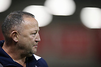 Rugby Union - 2017 / 2018 European Rugby Challenge Cup - Pool Two: Sale Sharks vs. Stade Toulousain (Toulouse)<br /> <br /> Coach of Sale Sharks Steve Diamond at AJ Bell Stadium.<br /> <br /> COLORSPORT/LYNNE CAMERON