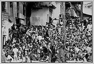 Varanasi,  India. 1981.