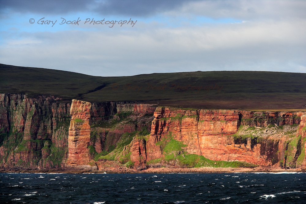 The Old Man of Hoy, Island of Hoy,Orkney Islands,Scotland..PICTURE BY GARY DOAK.