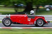 VSCC Formula Vintage - Oulton Park 2018