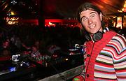 Rob Da Bank DJs Glastonbury, UK