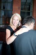 ELIZABETH MURDOCH, Summer party hosted by Rupert Murdoch. Oxo Tower, London. 17 June 2009