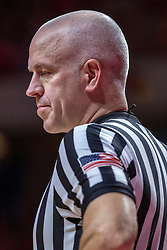 NORMAL, IL - December 20:  Brad Maxey during a college women's basketball game between the ISU Redbirds and the St. Louis Billikens on December 20 2018 at Redbird Arena in Normal, IL. (Photo by Alan Look)