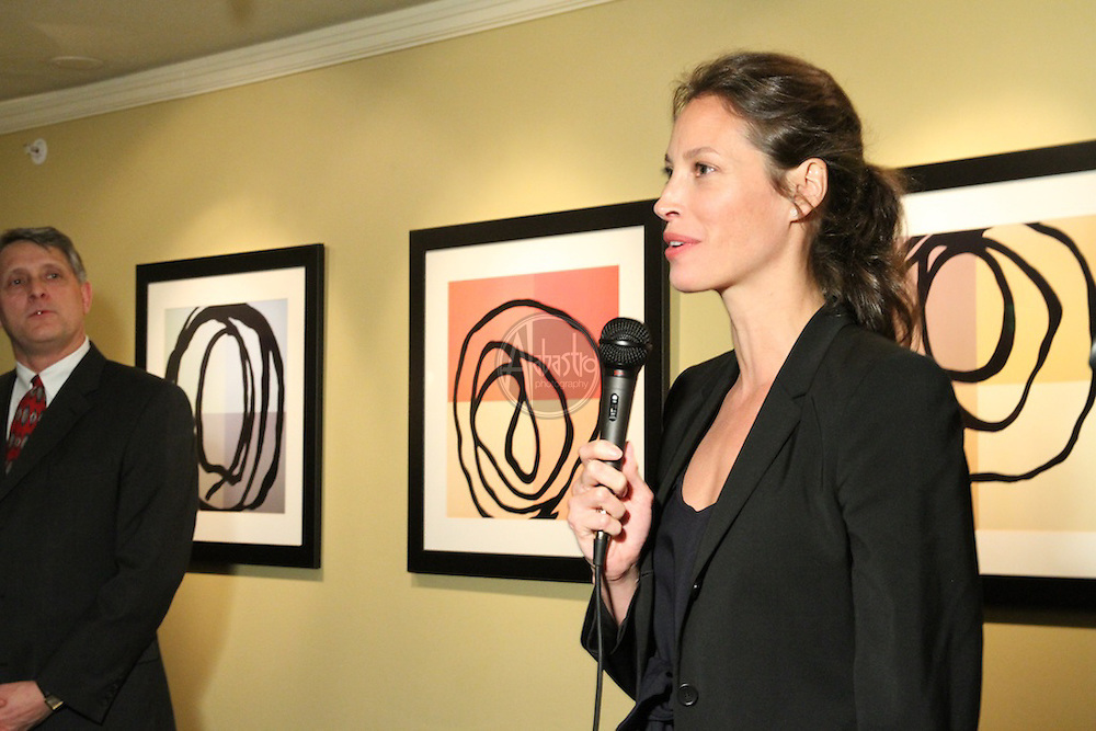 "World Affairs Council hosts the Seattle Premiere of ""No Woman, No Cry"" with Christy Turlington Burns"