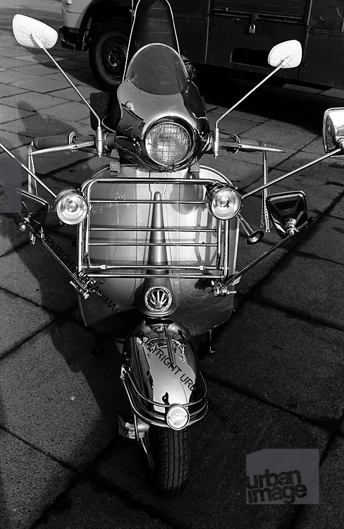 Scooter  - Quadrophenia Brighton 1979
