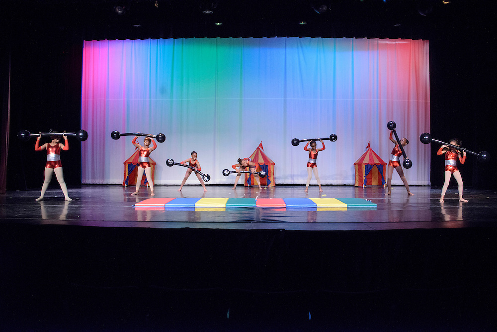 Photo by Matt Roth<br /> <br /> Tumbling, IPA's Spring dance concert  Brooklyn Park, Maryland on Monday, June 03, 2013.
