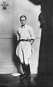Edward VIII (1894-1972) King of Great Britain and Ireland 1936. Abdicated to marry Wallis Simpson. Shown here as Prince of Wales.