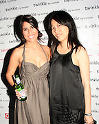 O2 Sparkling Vodka / Twinkle by Wenlan fashion show after party at Room Service in New York City