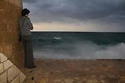 Hania, former capital of Crete with its venitian harbor on a stormy autumn afternoon. Hania, die ehemalige Hauptstadt von Kreta besitzt eine jahrtausendealte Geschichte, geprägt von den Minoern und Venetiern. Hania était l'ancienne capitale de l'ile de Crète. © Romano P. Riedo   fototpunkt.ch