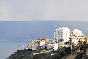 Israel, Tiberias, and  the Sea of Galilee