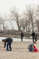 "The Jackson Park Advisory Council celebrated Earth Day Saturday afternoon, April 21st, 2018 with a clean up of 57th Street Beach. Volunteers from all over the city came to help.<br /> <br /> Please 'Like' ""Spencer Bibbs Photography"" on Facebook.<br /> <br /> Please leave a review for Spencer Bibbs Photography on Yelp.<br /> <br /> Please check me out on Twitter under Spencer Bibbs Photography.<br /> <br /> All rights to this photo are owned by Spencer Bibbs of Spencer Bibbs Photography and may only be used in any way shape or form, whole or in part with written permission by the owner of the photo, Spencer Bibbs.<br /> <br /> For all of your photography needs, please contact Spencer Bibbs at 773-895-4744. I can also be reached in the following ways:<br /> <br /> Website – www.spbdigitalconcepts.photoshelter.com<br /> <br /> Text - Text ""Spencer Bibbs"" to 72727<br /> <br /> Email – spencerbibbsphotography@yahoo.com"