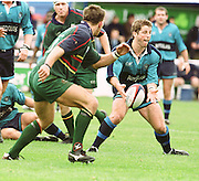 LONDON IRISH V BEDFORD, Andy Gomersall. [Mandatory Credit: Peter Spurrier; Intersport Images].