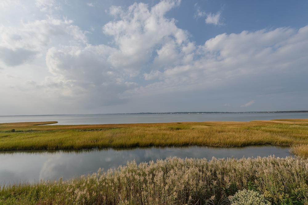 Shinnecock Bay at 1431 Meadow Lane, Southampton, Long Island, New York