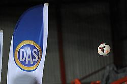 DAS advertising - Photo mandatory by-line: Dougie Allward/JMP - Mobile: 07966 386802 - 13/11/2014 - SPORT - Football - Bristol - Ashton Gate - Bristol Academy Womens FC v FC Barcelona - Women's Champions League