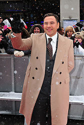Britain's Got Talent London auditions.  David Walliams, attends the London auditions of the nationwide talent show, The London Palladium, London, United Kingdom, January 20, 2013. Photo by Nils Jorgensen / i-Images.