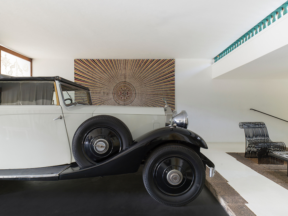 Geoffrey Bawa&rsquo;s Town House<br />