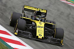 May 11, 2019 - Montmelò.Montmel&#Xf2, Catalunya, Spain - xa9; Photo4 / LaPresse.11/05/2019 Montmelo, Spain.Sport .Grand Prix Formula One Spain 2019.In the pic: Nico Hulkenberg (GER) Renault Sport F1 Team RS19 (Credit Image: © Photo4/Lapresse via ZUMA Press)