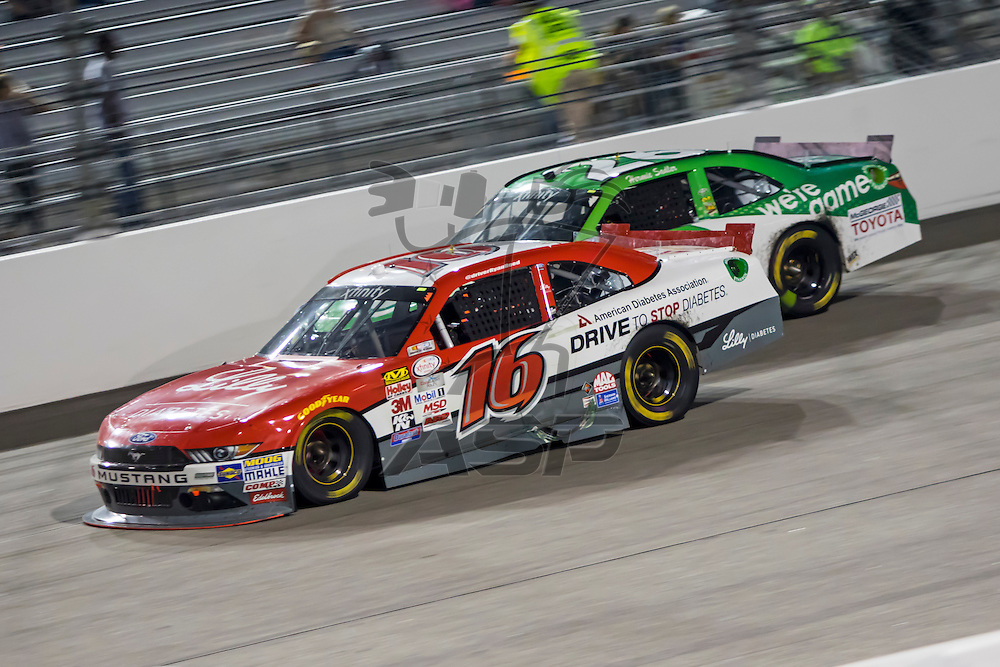 Richmond, VA - Sep 11, 2015:  The NASCAR Xfinity Series teams take to the track for the Virginia 529 College Savings 250 at Richmond International Raceway in Richmond, VA.