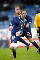Fotball, 13. mai 2003, NM fotball herrer, Strømsgodset-Bærum,  Rune Hagen, Strømsgodset