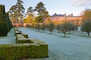 Erddig Hall's Gardens in November