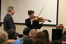 Viola Pre-Collegiate Master Class