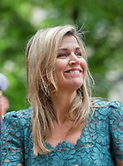 The Hague,  23-05-2016<br /> <br /> Queen Maxima attend Prince Claus lecture by Professor Saradindu Bhaduri in the Monastery Church in The Hague<br /> <br /> COPYRIGHT:ROYALPORTRAITS EUROPE/BERNARD RUEBSAMEN