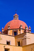 Parish Church of Our Lady of Dolores, Plaza Principal, Dolores Hidalgo, Guanajuato State, Mexico