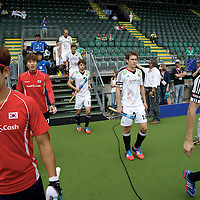 DEN HAAG - Rabobank Hockey World Cup<br /> 29 Germany - Korea<br /> Foto:<br /> COPYRIGHT FRANK UIJLENBROEK FFU PRESS AGENCY