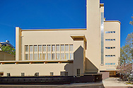 Modernist masterpiece by Dutch architect Dudok