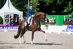 Witte-Vrees Madeleine, NED, Charmeur<br /> CHIO Rotterdam 2018<br /> © Hippo Foto - Sharon Vandeput<br /> 23/06/18