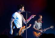 Maroon 5 performing at Murat Theater in Indianapolis, IN on September 1, 2010