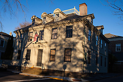 Vernon House, Newport, Rhode Island, United States of America