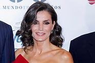 100119 Spanish royals at the El Mundo 30th anniversary