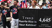 Puerto Rico Day, New York June 2018