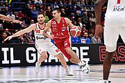 Cianciarini Andrea<br /> A|X Armani Exchange Olimpia Milano - Grissin Bon Reggio Emilia<br /> Basket Serie A LBA 2019/2020<br /> Milano 01 December 2019<br /> Foto Mattia Ozbot / Ciamillo-Castoria