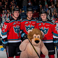 120217 Kootenay Ice at Kelowna Rockets