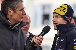 01.12.2012, Graz, AUT, Formel 1 Show Run in Graz im Bild Sebastian Vettel // during the Formel 1 Show Run in Graz, Austria on 2012/12/01. EXPA Pictures © 2012, PhotoCredit: EXPA/ M. Kuhnke