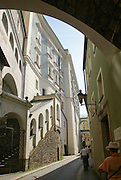 Old Town, Passau, Lower Bavaria, Germany, City of three rivers