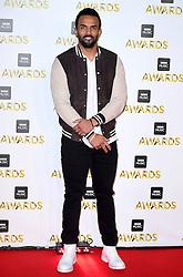 Craig David attending the BBC Music Awards at the Royal Victoria Dock, London.