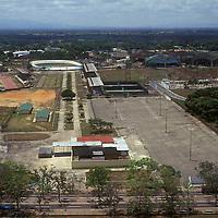 Vista aérea de Maturin, Estado Monagas, Venezuela
