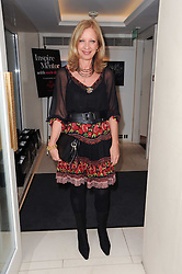 MARY GREENWELL at a party to promote Marie Claire magazine Inspire & Mentor Campaign held at The Loft, The Ivy Club, West Street, London on 30th March 2010.